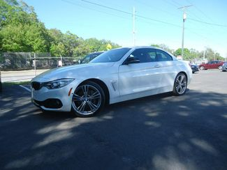 2015 BMW 435i I. CONVERTIBLE SPORT PREMIUM SEFFNER, Florida 4
