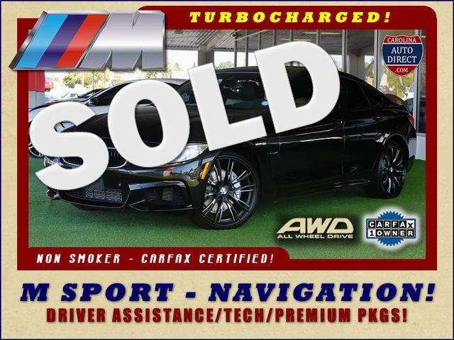 2015 BMW 435i xDrive Gran Coupe M SPORT AWD - DRIVER ASSISTANCE/TECH/PREMIUM PKGS! Mooresville , NC 0