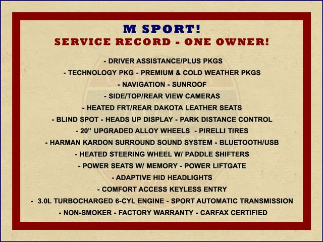 2015 BMW 435i xDrive Gran Coupe M SPORT AWD - DRIVER ASSISTANCE/TECH/PREMIUM PKGS! Mooresville , NC 1