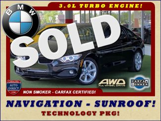 2015 BMW 435i xDrive Gran Coupe AWD - TECHNOLOGY, PREMIUM & WEATHER PKGS!- Mooresville , NC