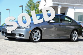 2015 BMW 5-Series 550i xDrive M Sport PKG in Alexandria VA