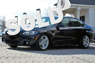 2015 BMW 5-Series 550i M Sport PKG in Alexandria VA