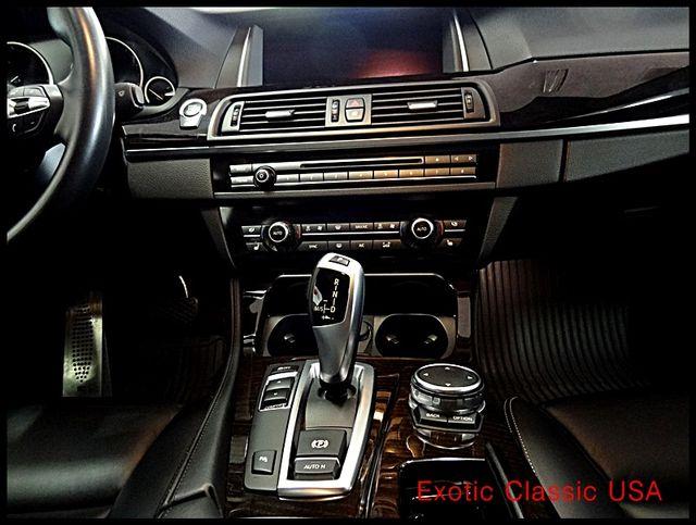 2015 BMW 528i M SPORT MSRP $61000 San Diego, California 74