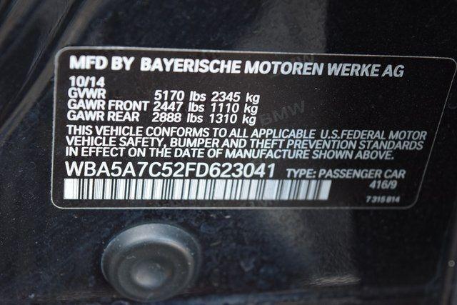 2015 BMW 528i xDrive 528i xDrive Richmond Hill, New York 44