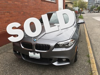 2015 BMW 535d xDrive Diesel All Wheel Drive Only 2,700 Miles M Sport Drivers Assist Premium Save $14,427 Seattle, Washington