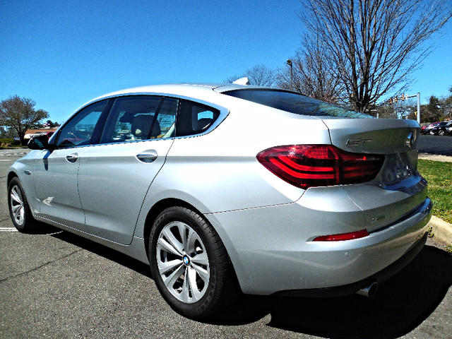2015 BMW 535i xDrive Gran Turismo Leesburg, Virginia 3