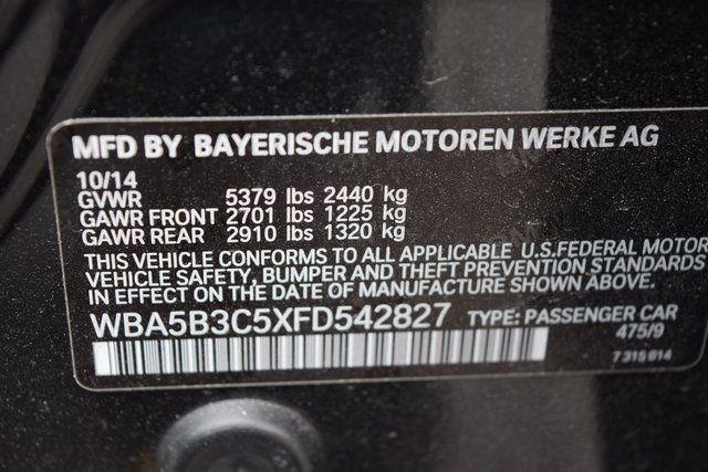 2015 BMW 535i xDrive 535i xDrive Richmond Hill, New York 34