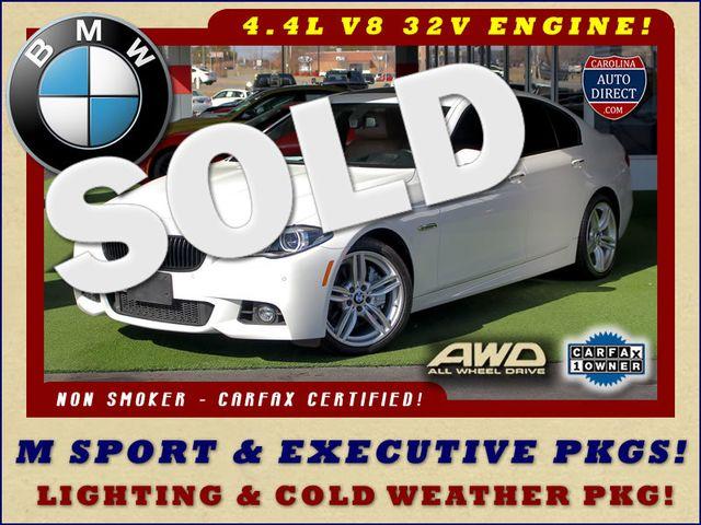 2015 BMW 550i xDrive AWD - M SPORT & EXECUTIVE PKGS! Mooresville , NC 0