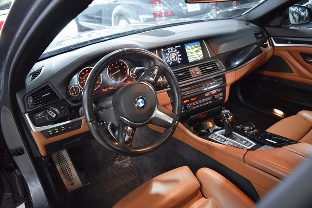 2015 BMW 550i xDrive 550i xDrive Richmond Hill, New York 17
