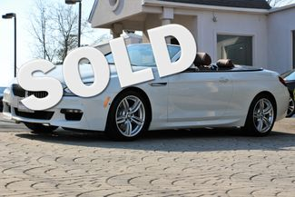 2015 BMW 6-Series 640i xDrive Convertible M Sport Edition in Alexandria VA