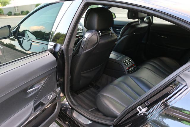 2015 BMW 640i Gran Coupe Mooresville, North Carolina 16
