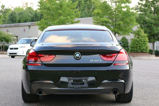 2015 BMW 640i Gran Coupe Mooresville, North Carolina 5