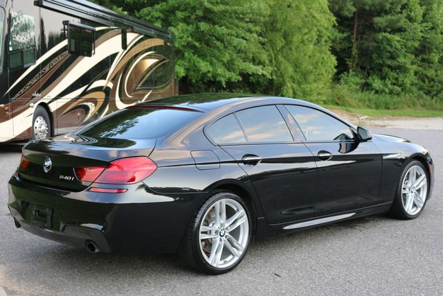 2015 BMW 640i Gran Coupe Mooresville, North Carolina 6