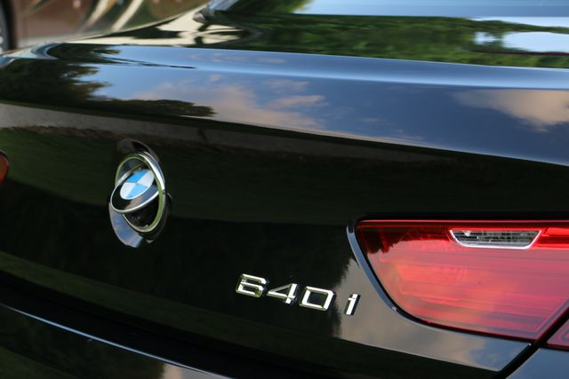 2015 BMW 640i Gran Coupe Mooresville, North Carolina 7