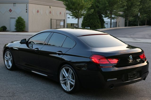 2015 BMW 640i Gran Coupe Mooresville, North Carolina 82
