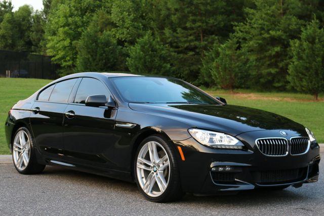 2015 BMW 640i Gran Coupe Mooresville, North Carolina 87