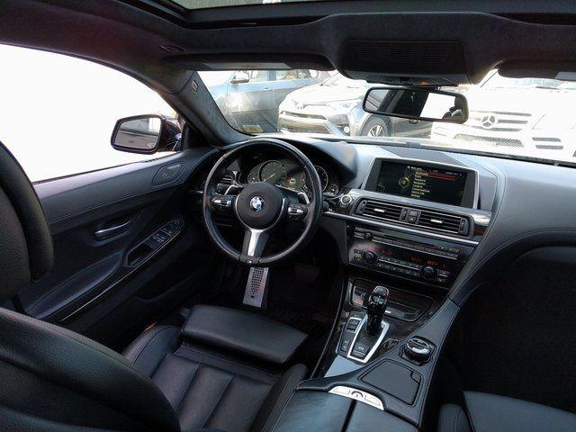 2015 BMW 640i xDrive Gran Coupe 640i xDrive Gran Coupe Richmond Hill, New York 23