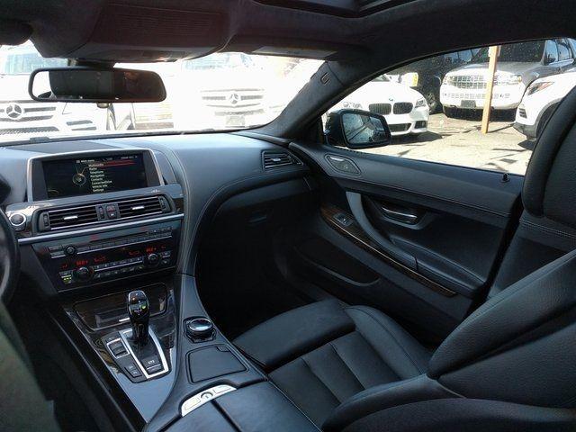 2015 BMW 640i xDrive Gran Coupe 640i xDrive Gran Coupe Richmond Hill, New York 24