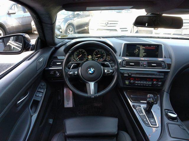 2015 BMW 640i xDrive Gran Coupe 640i xDrive Gran Coupe Richmond Hill, New York 25