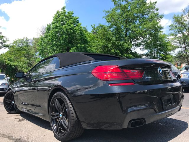 2015 BMW 650i xDrive XI Leesburg, Virginia 8