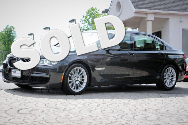 2015 BMW 7-Series 750Li xDrive M Sport Edition in Alexandria VA