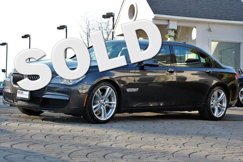 2015 BMW 7 Series 740Lxd Diesel In Alexandria VA