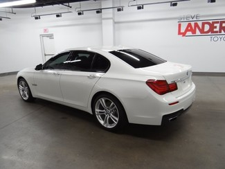 2015 BMW 7 Series 740i Little Rock, Arkansas 4