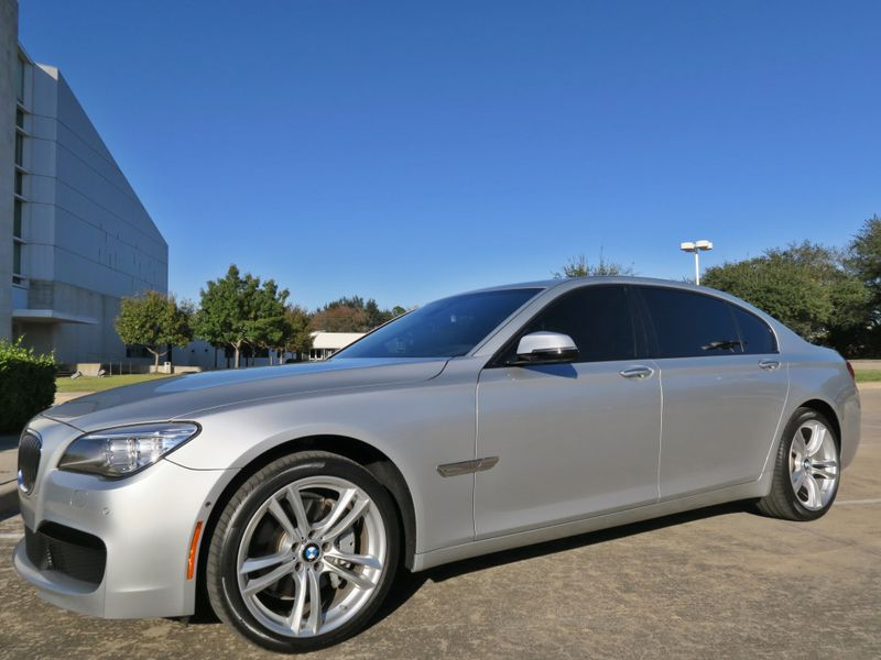2015 BMW 740Ld xDrive M SPORT EDITION in Houston Texas