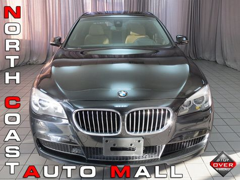 2015 BMW 740Li xDrive 740Li xDrive in Akron, OH