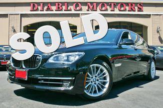 2015 BMW 750Li Premium Sedan with Navigation, Driver Assist Plus | San Ramon, California | Diablo Motors