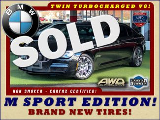 2015 BMW 750Li xDrive AWD - M SPORT EDITION - BRAND NEW TIRES! Mooresville , NC
