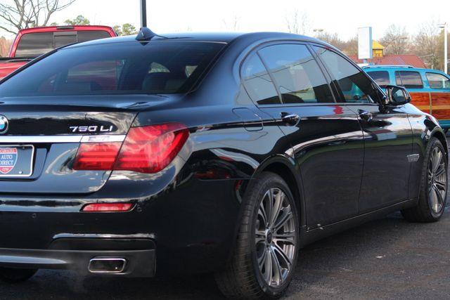 2015 BMW 750Li xDrive AWD - M SPORT EDITION - BRAND NEW TIRES! Mooresville , NC 30