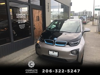 2015 BMW i3 Rex Tera World Save $28,352 From New Navi Rear