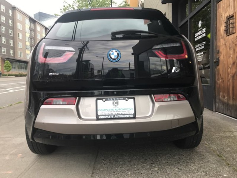 2015 BMW i3 Rex Tera World Save 28352 From New Navi Rear  Camera HK Stereo XM Heated Full Leather 20 Alloys  city Washington  Complete Automotive  in Seattle, Washington