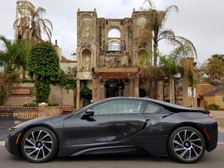 2015 BMW i8 in Houston Texas