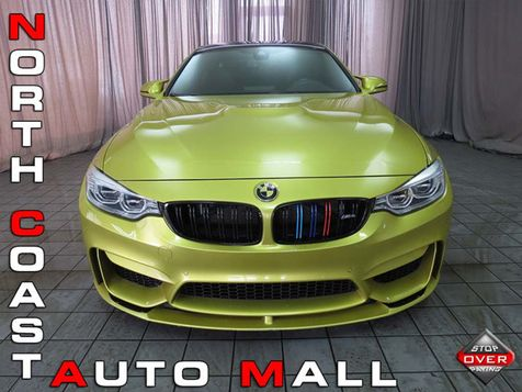 2015 BMW M Models Carbon Ceramic Brakes Driver Assist Plus Execut... in Akron, OH