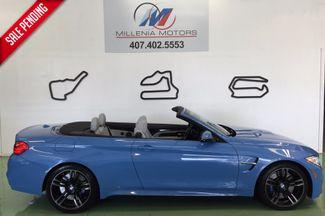 2015 BMW M Models M4 CONVERTIBLE Longwood, FL