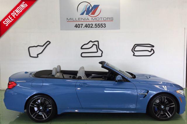2015 BMW M Models M4 CONVERTIBLE Longwood, FL 0