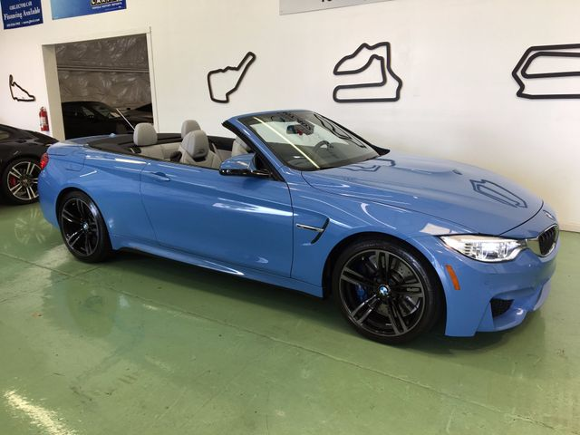 2015 BMW M Models M4 CONVERTIBLE Longwood, FL 1