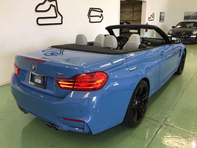 2015 BMW M Models M4 CONVERTIBLE Longwood, FL 10