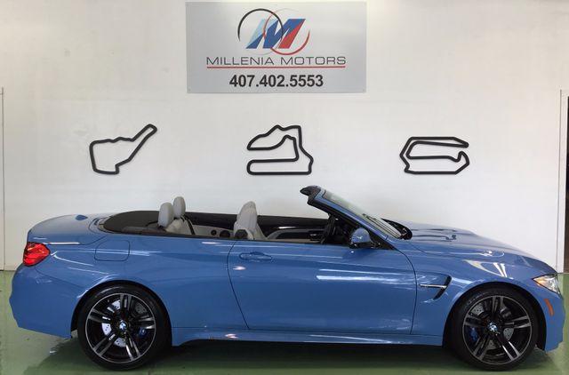 2015 BMW M Models M4 CONVERTIBLE Longwood, FL 11