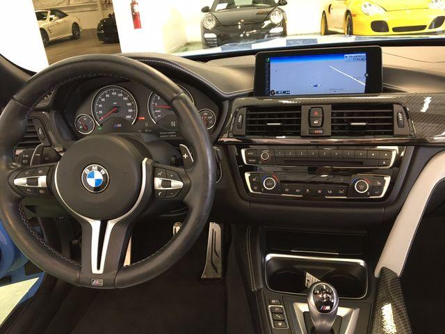2015 BMW M Models M4 CONVERTIBLE Longwood, FL 16