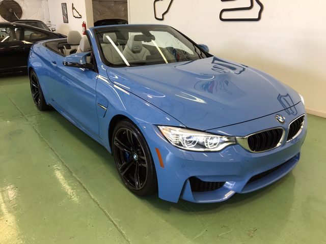 2015 BMW M Models M4 CONVERTIBLE Longwood, FL 2