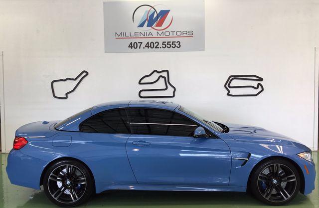 2015 BMW M Models M4 CONVERTIBLE Longwood, FL 30