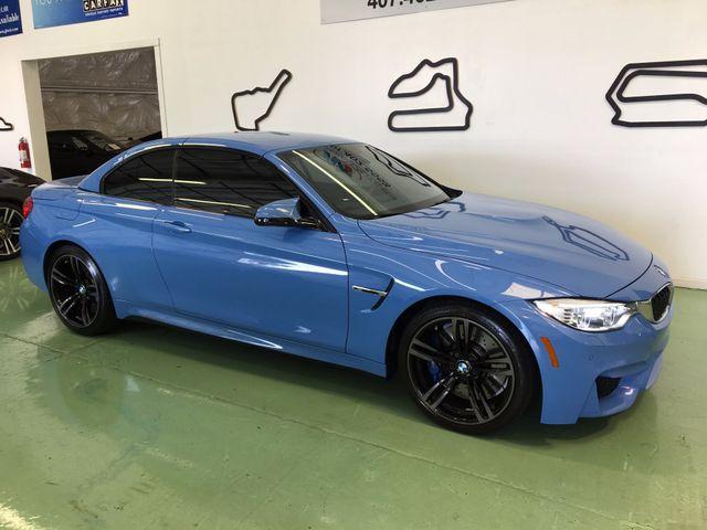 2015 BMW M Models M4 CONVERTIBLE Longwood, FL 31