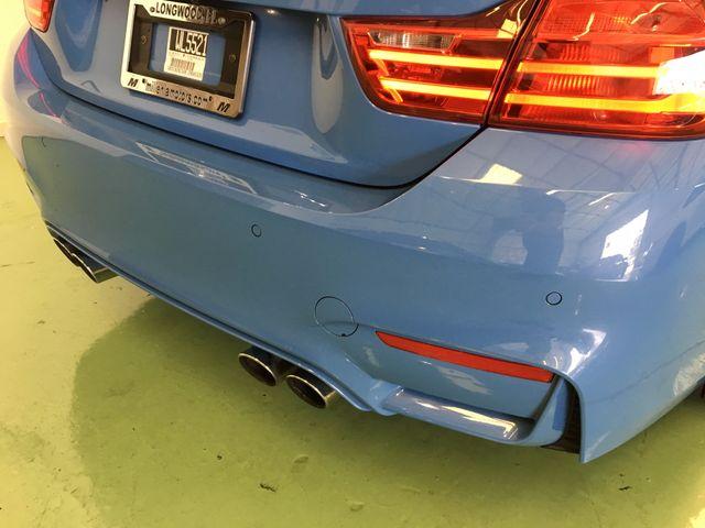 2015 BMW M Models M4 CONVERTIBLE Longwood, FL 41
