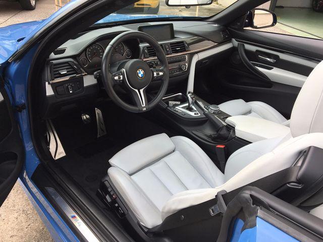2015 BMW M Models M4 CONVERTIBLE Longwood, FL 48