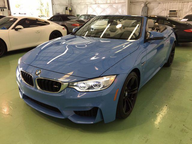 2015 BMW M Models M4 CONVERTIBLE Longwood, FL 5