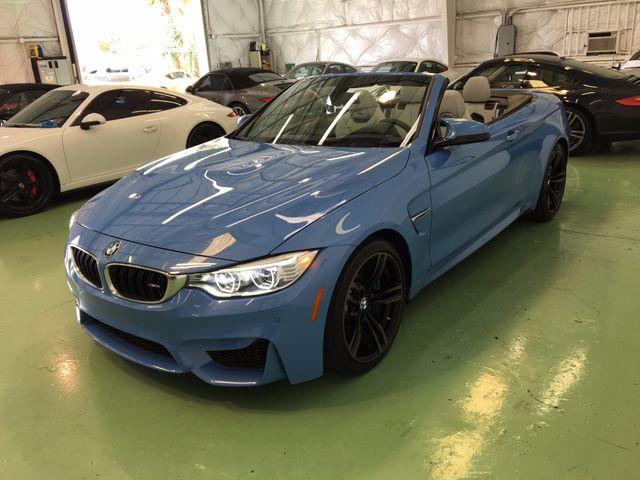 2015 BMW M Models M4 CONVERTIBLE Longwood, FL 6