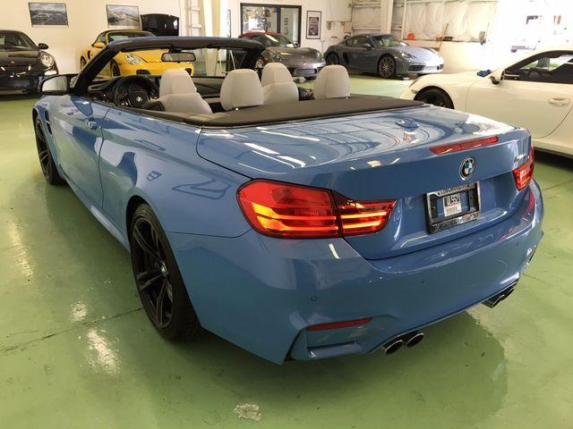 2015 BMW M Models M4 CONVERTIBLE Longwood, FL 7